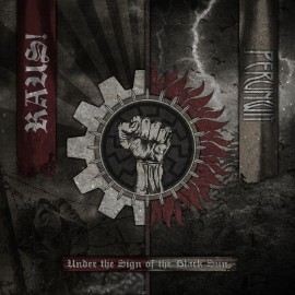 "RAUS! / Perunwit - ""Under the Sign of the Black Sun"" digi cd - NEW!"