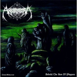 "AKRTOTHEISM - ""Behold the Son of Plagues"" - NEW!"