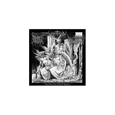"Black Altar / Varathron / Thornspawn - ""Emissaries of the Darkened Call"" cd"