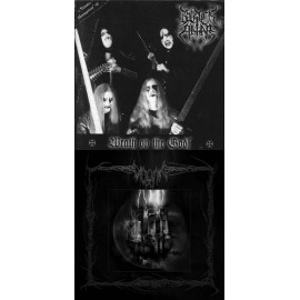 "Black Altar / Vesania - ""Wrath ov the Gods"" / ""Moonastray"" cd"