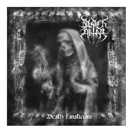 Black Altar 'Death Fanaticism' digi book A5