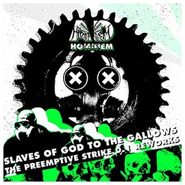 "Ad Hominem - ""Slave of God to the Gallows"" PES remixes"