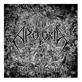 "Apolokia - ""Kathaarian Vortex"" cd"