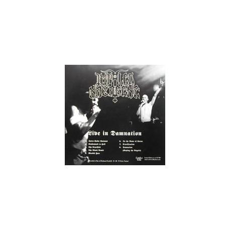 "Beherit / Impaled Nazarene - ""Live in Damnation"""