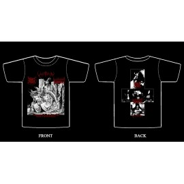 "Black Altar / Varathron / Thornspawn - ""Emissaries of the Darkened Call"" t-shirt"