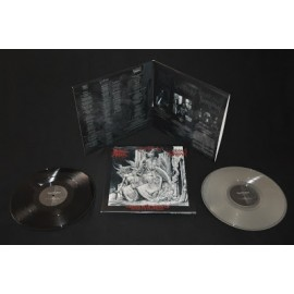 "Black Altar / Varathron / Thornspawn - ""Emissaries of the Darkened Call"" split black Lp"
