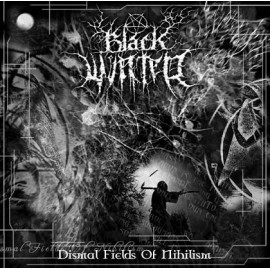"Black Winter - ""A Dark Echo From The Demonical Hell Of Lucifer"" cdr"