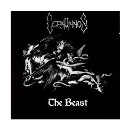 "Cernunnos - ""The Beast"" rare"