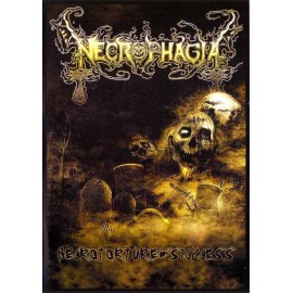 "Necrophagia - ""Necrotorture/Sickcess"" dvd"