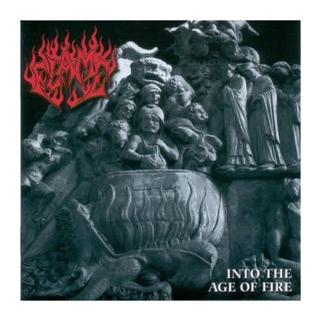"""Flame - """"Into The Age Of Fire"""""""
