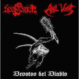 "Goat Semen / Anal Vomit - ""Devotos Del Diablo"""