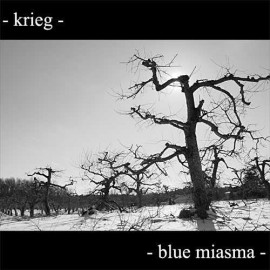 "Krieg - ""Blue Miasma"" digi pack"