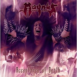 "Magnus - ""Acceptance of Death"" Pic Lp"