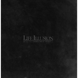 "Life Illusion - ""Into the Darkness of My Soul"" cd"