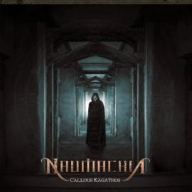 """Naumachia - """"Callous Kagathos"""" cd"""