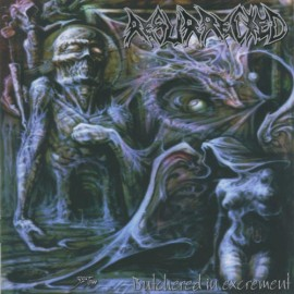"Resurrected - ""Butchered in Exrement"""