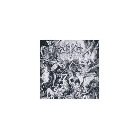 "Sarrgh - ""Black Hate and Doom"" cd"