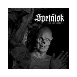 "Spetalsk - ""Perverted Commandment"" Lp"