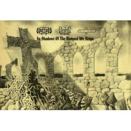 """Soulless / Pandemic Genocide / Arminius - """"In Shadows Of The Damned We Reign"""""""