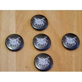 Black Altar - logo - button