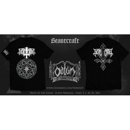 BEASTCRAFT - T-shirt - Pre Order