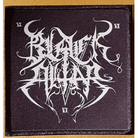 Black Altar - Logo  patch