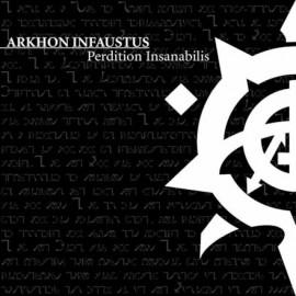 "Arkhon Infaustus ""Perdition Insanabilis"" Lp"
