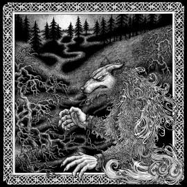 """Satanic Warmaster - """"Nachzehrer"""" FLAG"""