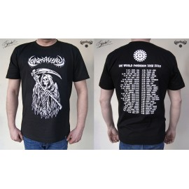 "Coronavirus - ""World Pandemia Tour 2020"" - T-shirt"