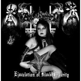 "Anal Blasphemy - ""Ejaculation of Black Impurity"""