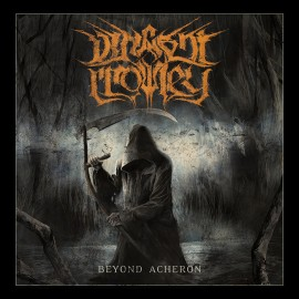 "VINCENT CROWLEY - ""Beyond Acheron"" digi cd"