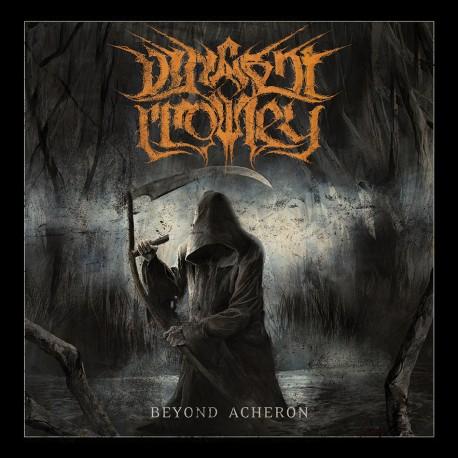 """VINCENT CROWLEY - """"Beyond Acheron"""" jewel case cd Pre order"""