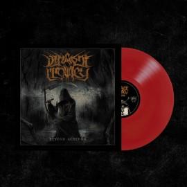 """VINCENT CROWLEY - """"Beyond Acheron"""" Trans Red Die Hard LP Pre order"""