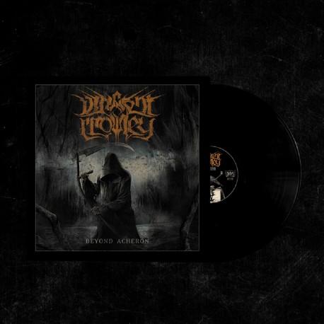 """VINCENT CROWLEY - """"Beyond Acheron"""" BLACK LP Pre order"""
