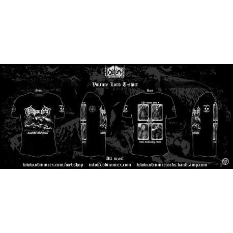 "VULTURE LORD - ""Desecration Rite"" - T-shirt - Pre Order"