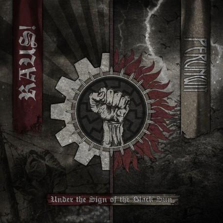"RAUS! / Perunwit - ""Under the Sign of the Black Sun"" digi cd - NEW!"