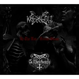 "Kriegsgott/Silberbach- ""In the End-Eternal Silence"" split"