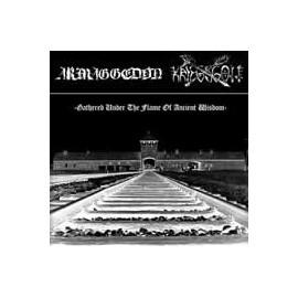 Kriegsgott / Armaggedon - Gathered Under the Ancient Wisdom