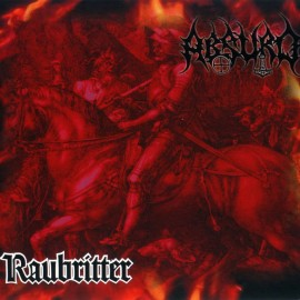 "Absurd - Raubritter""/""Grimmige Volksmusik""."
