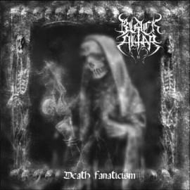 Black Altar 'Death Fanaticism' digi book A5