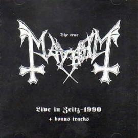 Mayhem - Live Zeitz-1990+bonus tracks