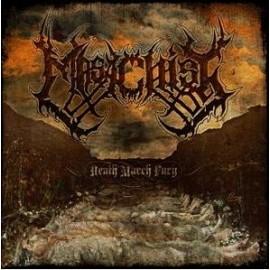 "Masachist - ""Death March Fury"" digi pack"