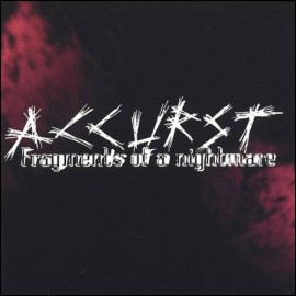 "Accurst - ""Fragments of a Nightmare"""