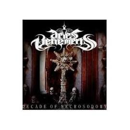 """Aries Vehemens - """"Decade Of Necrosodomy"""" prof cdr"""