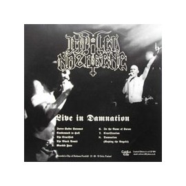 "Beherit / Impaled Nazarene - ""Live in Damnation"""