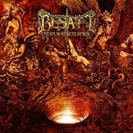 "Besatt - ""Tempus Apocalypsis"" digi cd"