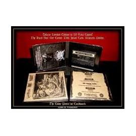 Black Altar / Varathron / Thornspawn- de luxe tape box split