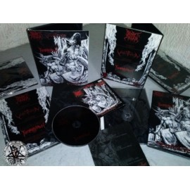 "Black Altar / Varathron / Thornspawn - ""Emissaries of the Darkened Call"" digi pack A5"