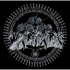 "Warfare - ""The Flame of Majdanek"" 7"""
