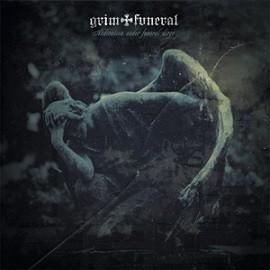 "Grim Funeral - ""Abdication Under Funeral Dirge"" cd"
